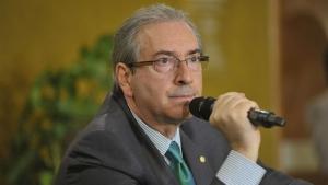 """""""Cumpri o que prometi: dei independência à Câmara"""", afirma Eduardo Cunha"""