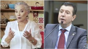 Iris Araújo conta com o apoio de Daniel Vilela para derrotar José Nelto