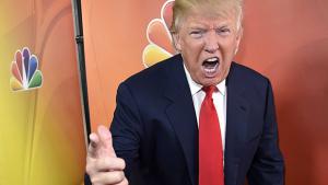 Imprensa não pode tratar Donald Trump como inimigo mas deve criticá-lo
