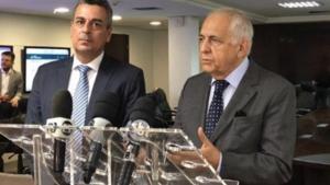José Carlos Siqueira e Afrânio Cotrim irão liderar transição do governo em Goiás