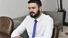 Thiago Moura é o novo secretário da Saúde de Senador Canedo