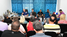 Em Aparecida, Progressistas apoiam reeleição de Gustavo Mendanha e almejam cinco cadeiras no legislativo