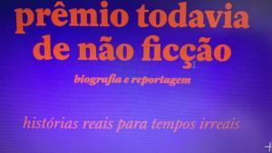 Editora Todavia cria concurso para publicar biografias e livros-reportagem inéditos