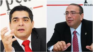 Eduardo Machado e Tayrone di Martino disputam a Secretaria de Governo