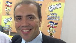 Goiano, presidente do PHS nacional é cotado para vice na chapa do PSB