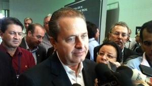 Senado fará homenagem a Eduardo Campos no dia 20