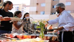Festas realizadas dentro da Secretaria de Educação são alvo de críticas
