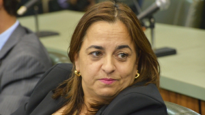 """""""Machadinho deveria lutar pela inauguração do Hospital de Uruaçu"""", diz Eliane Pinheiro"""