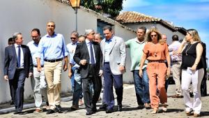 """Zé Eliton destaca força da """"modernidade do Estado"""" e das """"tradições históricas"""""""