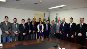 Em Goiás, embaixador anuncia interesse de instalar consulado da Bélgica na capital