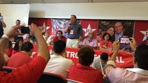 PT estadual recebe nomes para deputados de diretórios municipais em pré-convenção