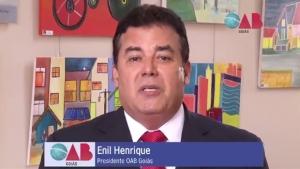 """Enil Henrique volta a defender transparência e diz que presidência está """"de portas abertas"""""""