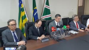 Equipe de transição do governo afirma que respondeu a tudo que foi solicitado por Caiado