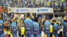 Anápolis é a cidade que mais vai sediar jogos do Goianão 2020