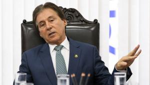 Presidente do Senado anuncia reunião com governadores sobre Pacto Federativo