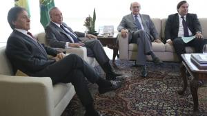 Reforma iguala imunidade entre presidentes da República e do Legislativo