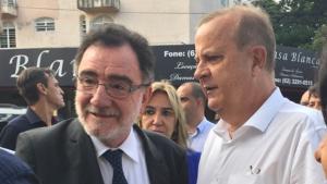 """""""Levarei de Goiânia a certeza que demos a arrancada contra o Aedes"""", afirma ministro"""