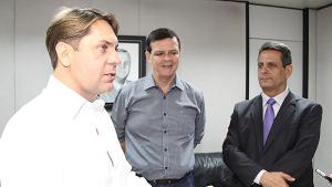 PMDB quer surfar na onda boa do petista Paulo Garcia