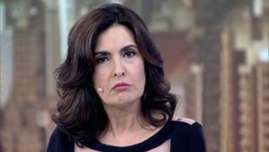 Fátima Bernardes está triste, desanimada e não fala sobre divórcio com Bonner