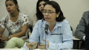 Fátima Mrué admite falta de planejamento nas ações à frente da Secretaria de Saúde