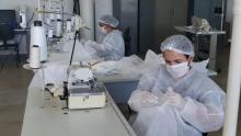 UFG dá inicio a produção de 200 mil máscaras e outros EPI's para auxiliar luta contra Covid-19