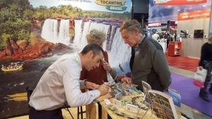 Tocantins se mostra na Feira de Turismo Holanda 2018