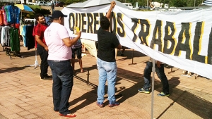 Paulo Garcia cancela agenda no Paço após protesto de feirantes