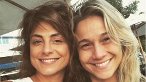 Fernanda Gentil e Priscila Montandon se casaram em segredo