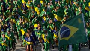 Brasil lidera quadro de medalhas do Parapan-americano