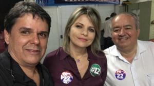 George Morais comanda campanha do Dr. Antônio como se fosse candidato a prefeito