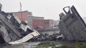 Em Gênova, polícia registra 22 mortos em desabamento de viaduto