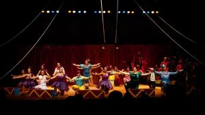 """Grupo Arte Nascente reestreia """"O Grande Circo das Almas"""""""