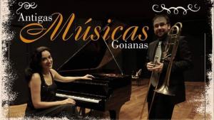Morrinhos recebe apresentação do projeto Antigas Músicas Goianas