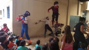 """Cia. Novo Ato apresenta """"Criancite – Um Teatro pra Todo Mundo"""""""