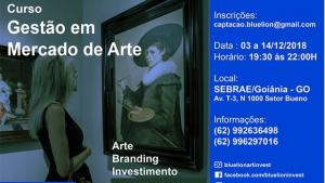 Curso gratuito sobre Mercado da Arte recebe inscrições