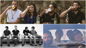 Monkey Goiânia recebe as bandas Verne, Rural Killers, Melodizzy, Blowdrivers e Dogman