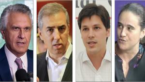 Ronaldo Caiado é o candidato que mais deve desconfiar das pesquisas extemporâneas
