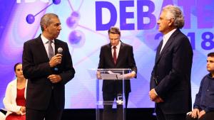 Debate: Caiado, como médico, decepcionou ao fazer propostas para a saúde