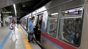 Metrô-DF opera com 70% da capacidade