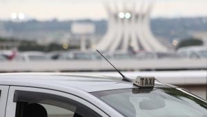 GDF quer renovar isenção de ICMS para taxistas