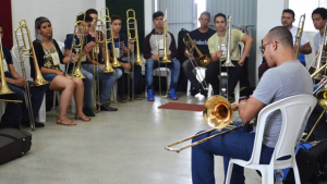 Basileu França promove 3º Encontro de Metais e Percussão