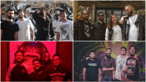 Blowdrivers, Rural Killers, Verne e Black Lines na Monkey