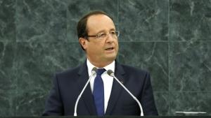 François Hollande elogia ação da polícia e convoca população para marcha de domingo