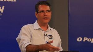 """""""Desenvolvimento sustentável precisa sair do papel"""", diz Francisco Jr."""