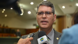 """""""Quem tem chances de receber apoio do PSD é Zé Eliton"""", diz Francisco Jr"""