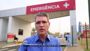 "Francisco Jr. propõe implantar atendimento ""padrão Vapt Vupt"" na Saúde"