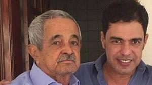 Internado há mais de um mês em Goiânia, pai de Zezé di Camargo tem cirurgia cancelada