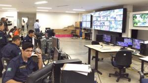 Câmeras são instaladas em 20 pontos estratégicos na capital