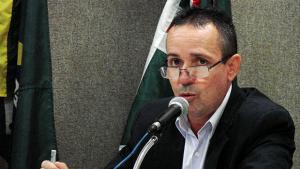 """Geovani sobre queda de Waldir: """"Candidatura oba-oba, totalmente inconsistente e que não se sustenta"""""""