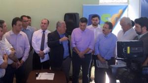 Filiação de Gilvane Felipe ao PSD pareceu filiação de deputado federal